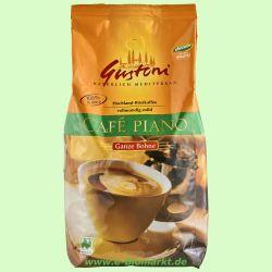 Café piano, ganze Bohne (Gustoni)