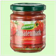 Tomatenmark (dennree)