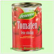 Tomaten fein stückig (dennree)