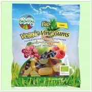 Veggie-Vine-Gums, ohne Gelatine (Ökovital)