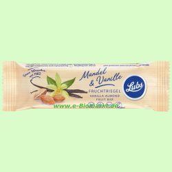 Mandel Vanille - Fruchtriegel, glutenfrei (Lubs)