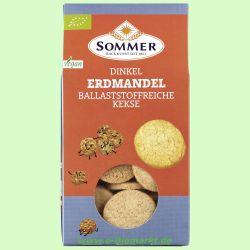 Dinkel-Kastanien-Mandel-Plätzchen (Sommer & Co.)