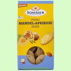 Dinkel-Mandel-Aprikosen - Feine Kekse (Sommer & Co.)