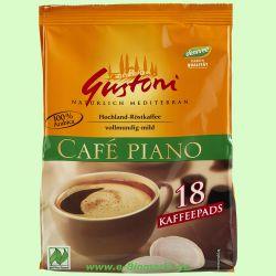 Café piano Kaffee-Pads (Gustoni)