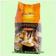 Espresso, ganze Bohne (Gustoni)