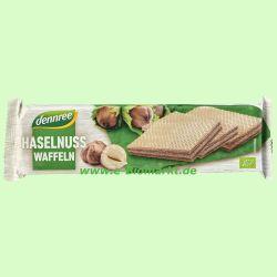 Cremewaffeln Haselnuss (Dennree)