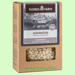 Premium Zedernüsse (Flores Farm)
