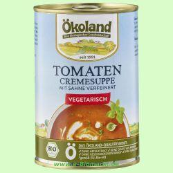 Tomaten-Creme Suppe (Ökoland)