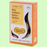 Reis-Butter-Gebäck, glutenfrei (Werz)