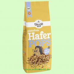 Haferpops mit Honig, glutenfrei (Bauckhof)