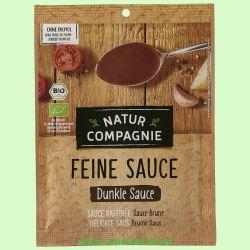 Dunkle Sauce feinkörnig (Natur Compagnie)