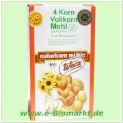 4-Korn-Vollkorn-Mehl (Werz)
