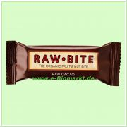 Rohkostriegel Cacao (RAW BITE)