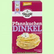 Dinkel-Pfannkuchen, ungesüßt - Backmischung (Bauckhof)