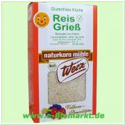 Reis-Grieß, glutenfrei (Werz)