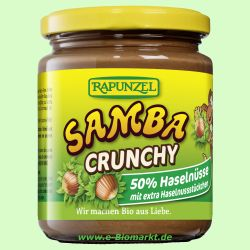 Samba Crunchy (Rapunzel)