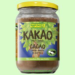 Kakaopulver stark entölt HIH (Rapunzel)