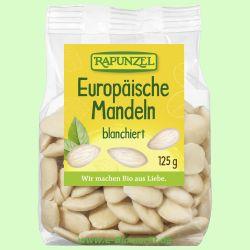 Europäische Mandeln blanchiert (Rapunzel)