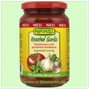 Tomatensauce Roasted Garlic (Rapunzel)