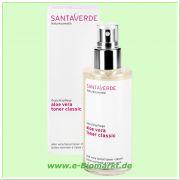 Aloe Vera Toner classic, ohne Duft (Santaverde)