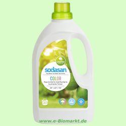 Color-Waschmittel Limette, flüssig (Sodasan)