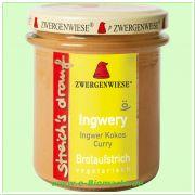 streich`s drauf Ingwery, Ingwer / Kokos / Curry (Zwergenwiese)