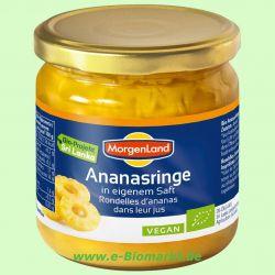 Ananas-Ringe im eigenen Saft (Morgenland)