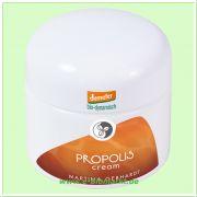 Propolis cream (Martina Gebhardt)