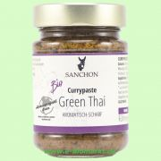 Green Thai Currypaste (Sanchon)