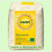 Weizengrieß (Davert)