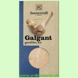 Galgant, gemahlen (Sonnentor - Hildegard)