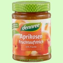 Aprikose Fruchtaufstrich (dennree)