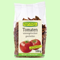 Tomaten getrocknet, geschnitten (Rapunzel)