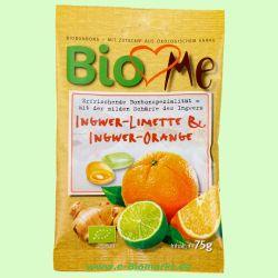 Ingwer Limette & Ingwer Orange Bonbons (Bio love me)