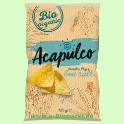 Tortilla Chips Natur (Acapulco)