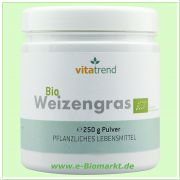 Weizengras Pulver (VitaTrend)