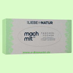 Mach mit Taschentücher Box, 4-lagig (Wepa)