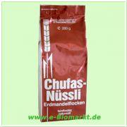 CHUFAS-Nüssli - Erdmandelflocken (Habel)