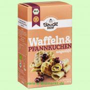 Waffeln & Pfannkuchen, glutenfrei - Backmischung (Bauckhof)