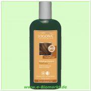 Farbpflege Shampoo Haselnuss (Logona)