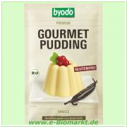 Pudding Vanille Gourmet (Byodo)