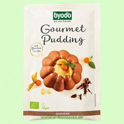 Pudding Schoko Gourmet (Byodo)