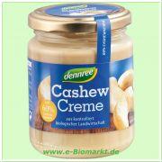 Cashew Creme, 60% Cashewanteil (dennree)
