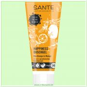 Duschgel Happiness Bio-Orange & Mango (Sante)