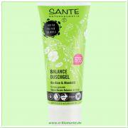 Duschgel Balance Bio-Aloe & Mandelöl (Sante)