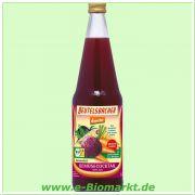 Gemüsesaftcocktail mit Pastinake Samenfest milchsauer vergoren (