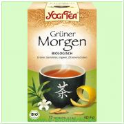 Grüner Morgen Tee (Yogi Tee)