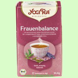 Frauen Balance Tee - Kräutertee (Yogi Tee)