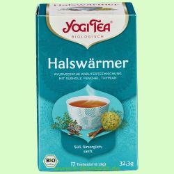 Halswärmer Tee (Yogi Tee)