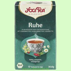 Ruhe Tee - Kräutertee (Yogi Tee)